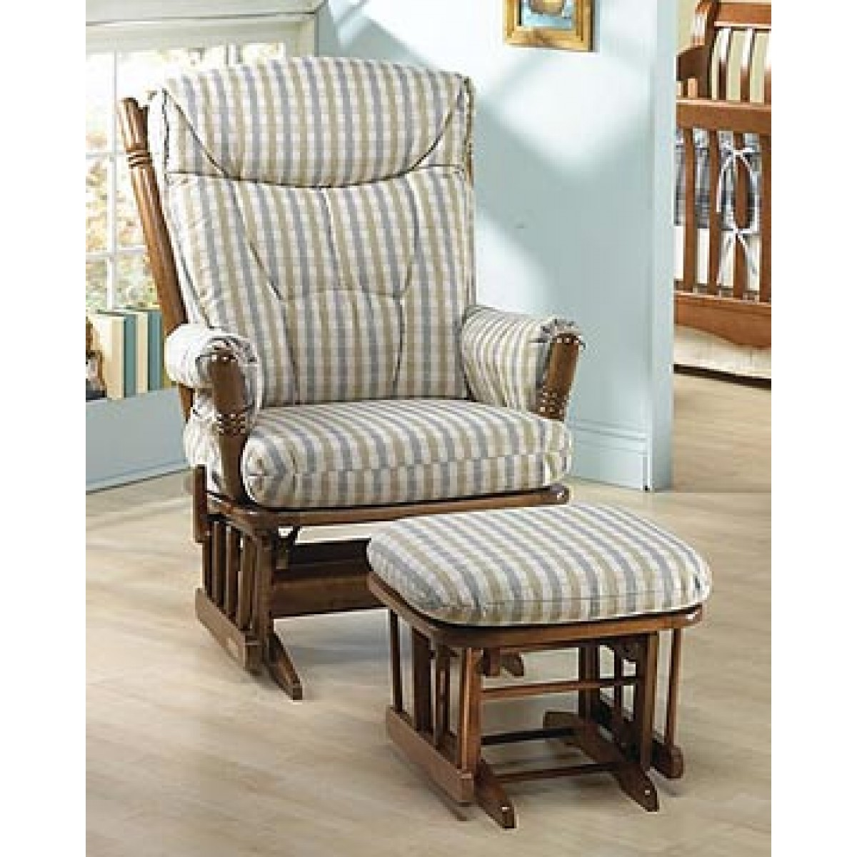glider 15 style no 914 - Gliding Rocking Chair