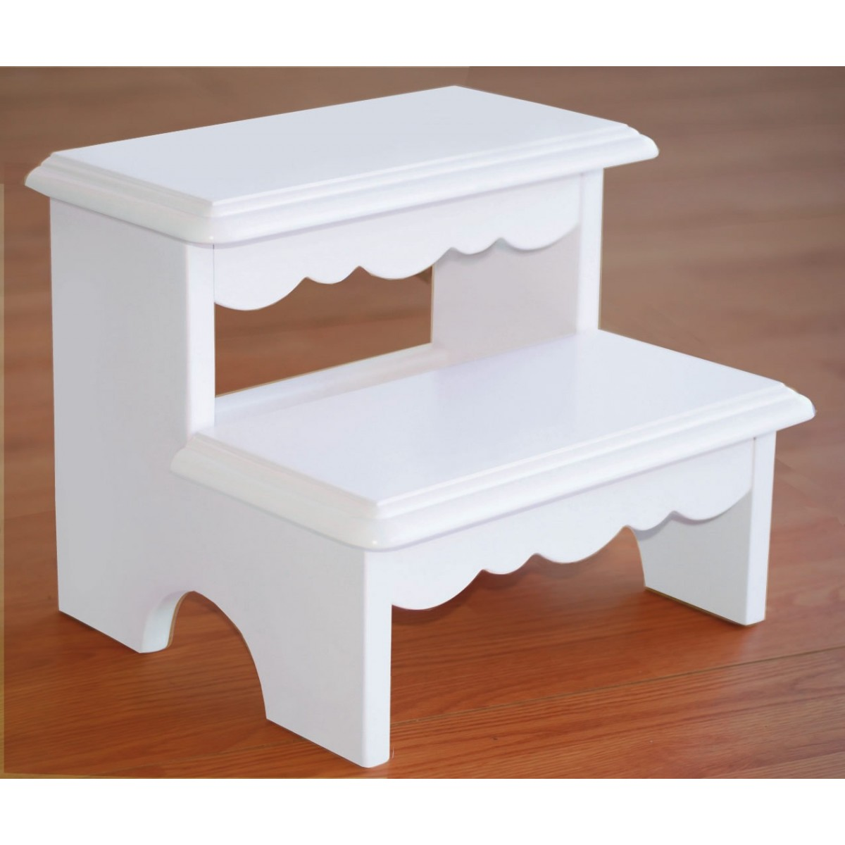 White Step Stools Amp Slim Folding Step Stool Sc 1 St