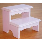 Lindsey Pink Step Stool